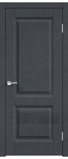 Дверь ALTO 6 ПГ  Ясень графит