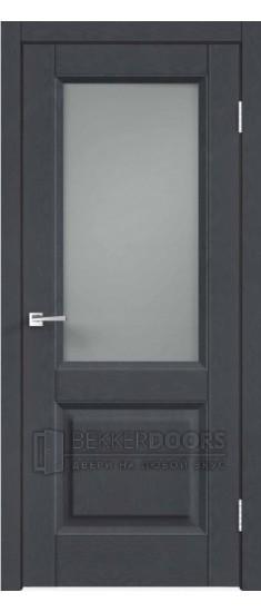 Дверь ALTO 6 ПО  Ясень графит