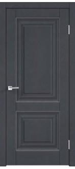Дверь ALTO 7 ПГ  Ясень графит