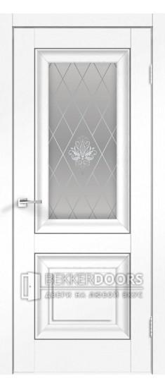Дверь ALTO 7 ПО  Ясень белый