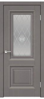 Дверь ALTO 7 ПО Ясень грей
