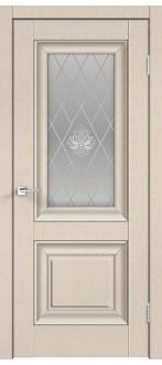 Дверь ALTO 7 ПО  Ясень капучино