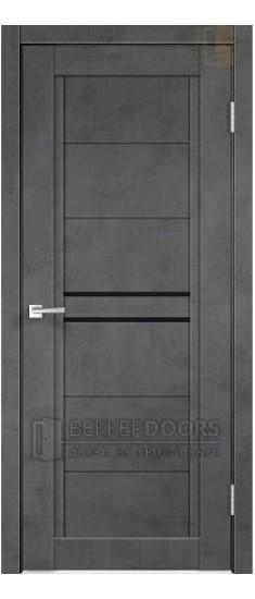 Дверь NEXT 2 ПО Муар тёмный