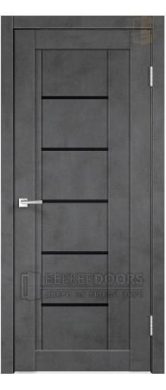 Дверь NEXT 3 ПО Муар тёмный