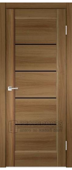 Дверь PREMIER 1 ПО  Орех золотой
