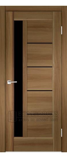 Дверь PREMIER 3 ПО  Орех золотой
