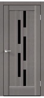 Дверь PREMIER 8 SOFTTOUCH ПО  Ясень грей