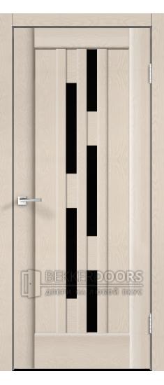 Дверь PREMIER 8 SOFTTOUCH ПО  Ясень капучино