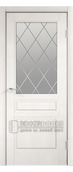 Дверь SCANDI 3V ПО  Эмаль