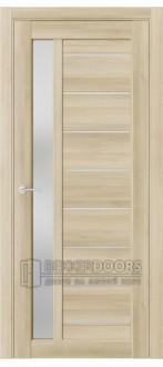 Дверь QX1 ПО Ясень Гриджео