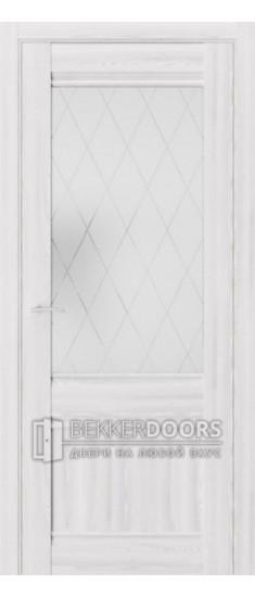 Дверь QS2 ПО Клен айс
