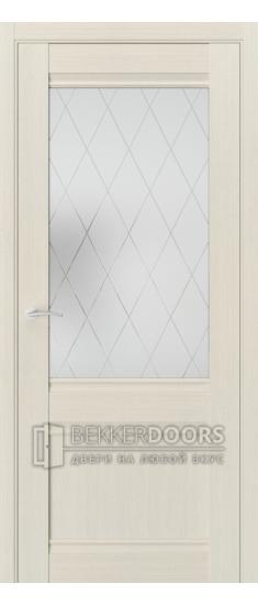 Дверь QS2 ПО Лиственница крем