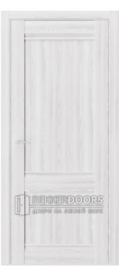 Дверь QS1 ПГ Клен айс