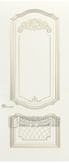 Дверь Гранада ПГ Эмаль белая