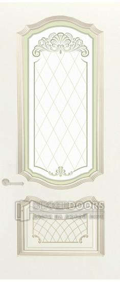 Дверь Гранада ПО Эмаль белая