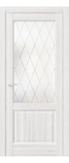 Дверь SE4 ПО Клен айс