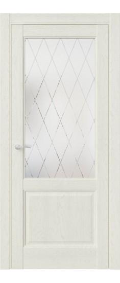 Дверь SE4 ПО Дуб монтана