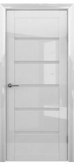 Дверь Вена ПО Глянец белый