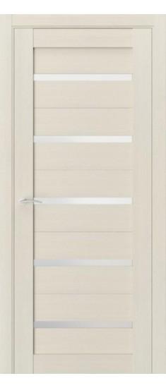 Дверь Q55 ПО Лиственница крем