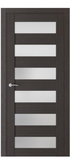 Дверь Q56 ПО Орех макадамия