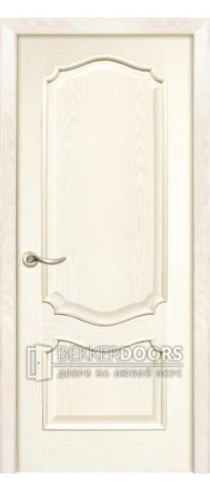 Дверь  Тампа ПГ  Ясень карамель