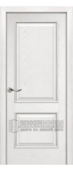 Дверь  Твинс ПГ  Ясень бланко