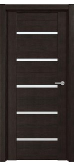 Дверь ПО L-6  Венге
