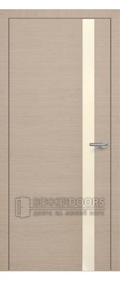 Дверь ПО H-2  Окаша Капучино Biege Light