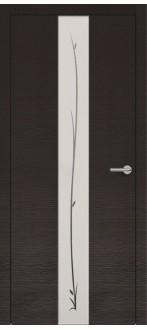 Дверь ПО H-4  Окаша венге