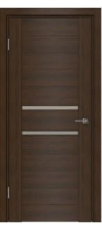 Дверь ПО V-4  Темный орех