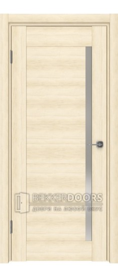 Дверь ПО V-6  Беленый дуб