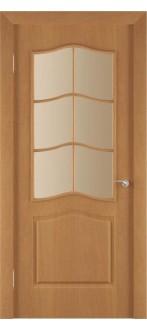 Дверь Глория ДО Миланский орех