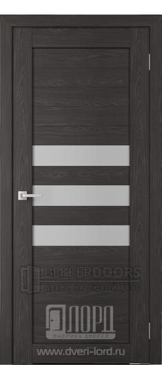 Дверь Модерн 4 ПО Пепел