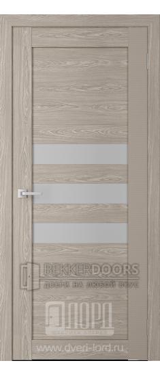 Дверь Модерн 4 ПО Седой