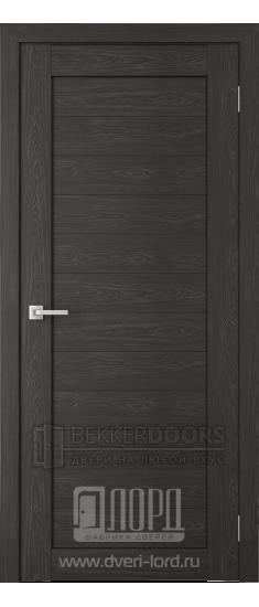 Дверь Модерн 5 ПГ Пепел