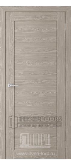 Дверь Модерн 5 ПГ Седой