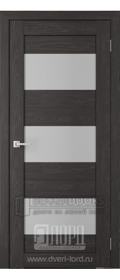 Дверь Модерн 7 ПО Пепел