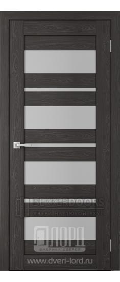 Дверь Модерн 9 ПО Пепел