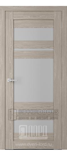 Дверь Модерн 10 ПО Седой