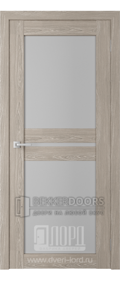Дверь Модерн 11 ПО Седой