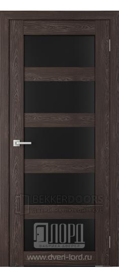 Дверь Модерн 12 ПО Корица