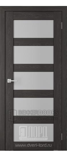 Дверь Модерн 12 ПО Пепел