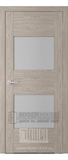 Дверь Модерн 13 ПО Седой