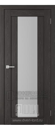 Дверь Модерн 14 ПО Пепел
