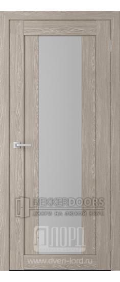 Дверь Модерн 14 ПО Седой