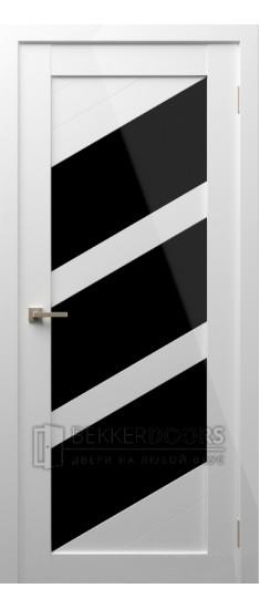 Дверь Модерн 15 ПО Белый глянец