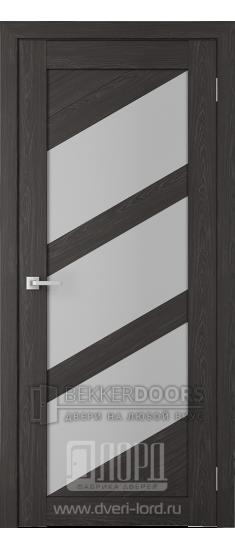 Дверь Модерн 15 ПО Пепел