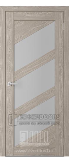 Дверь Модерн 15 ПО Седой