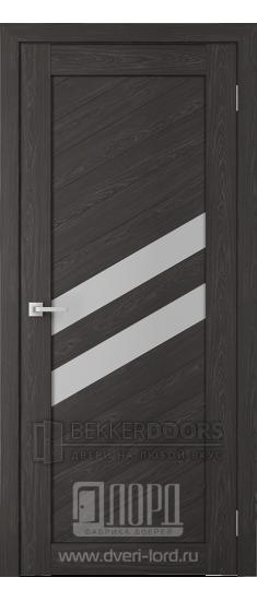 Дверь Модерн 16 ПО Пепел