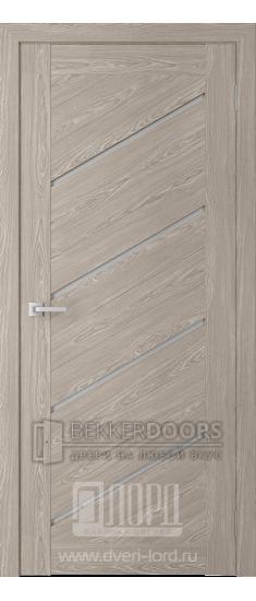 Дверь Модерн 17 ПО Седой